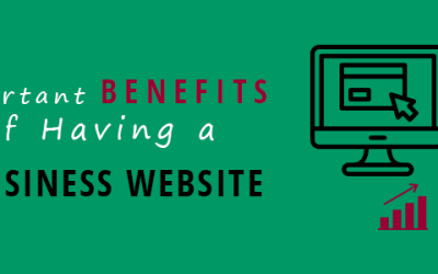 Top 10 benefits of having a business website [Data-based report]