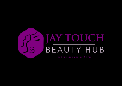 Jay Touch Beauty Hub Logo Design