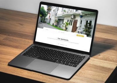Kings Avenue Apartments Website